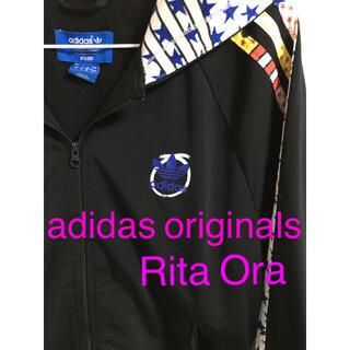 adidas - adidas originals × Rita Ora コラボパーカー