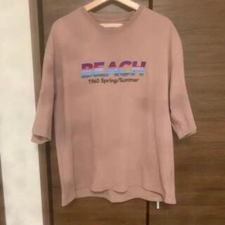 ラッドミュージシャン(LAD MUSICIAN)のdairiku20ss tシャツ(Tシャツ/カットソー(半袖/袖なし))