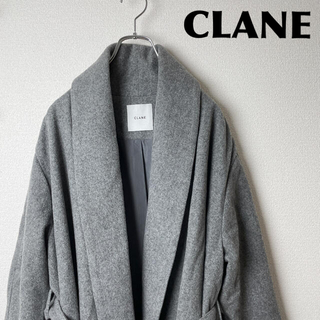 ファーファー(fur fur)のCLANE/ガウンコート(ロングコート)