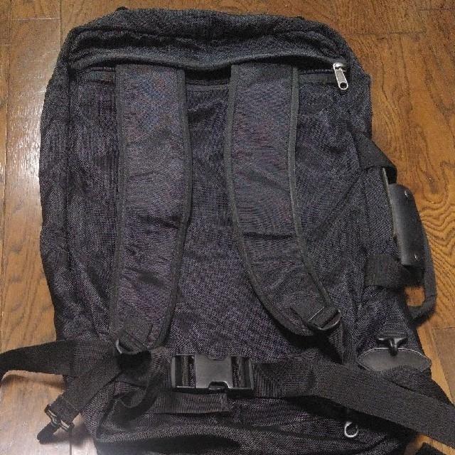 patagonia(パタゴニア)のpatagonia パタゴニア GREGORY 3way MLC 黒 USA   メンズのバッグ(トラベルバッグ/スーツケース)の商品写真