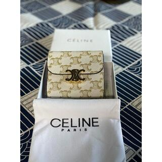 celine - ☆国内即発☆コインケース❀セリーヌ  三つ折り 大人気☀ レディース
