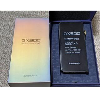 ibasso DX300 ブラック