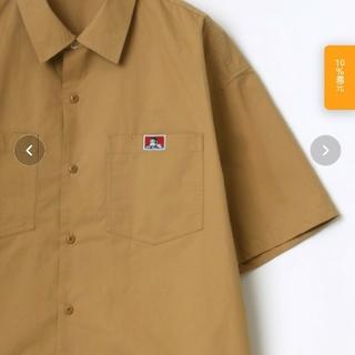 ベンデイビス(BEN DAVIS)のBen Davis ビッグシルエット ワークシャツ(シャツ)