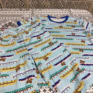 ミキハウス(mikihouse)のミキハウス半袖パジャマ130(パジャマ)