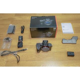 SONY - SONYカメラ(α7R III)