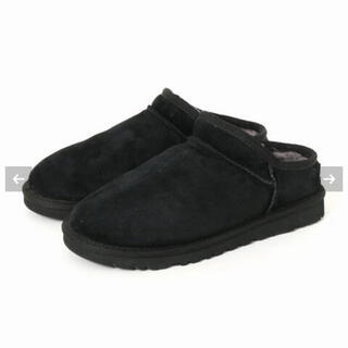 UGG - FRAMeWORK 【UGG】 CLASSIC SLIPPER ブラック