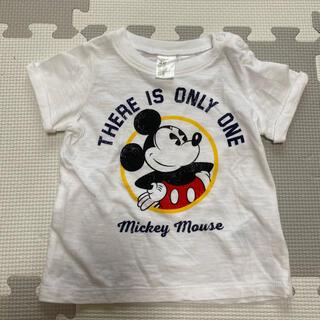 エイチアンドエム(H&M)のH&M ミッキー Tシャツ 70cm(Tシャツ)