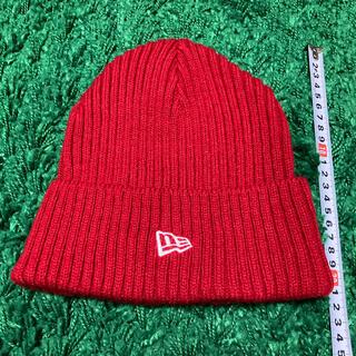 ニューエラー(NEW ERA)のニューエラ ニット帽 ニットキャップ(ニット帽/ビーニー)