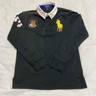 ポロラルフローレン(POLO RALPH LAUREN)のキッズ POLO ビッグポニー 長袖ポロシャツ 150(ブラウス)