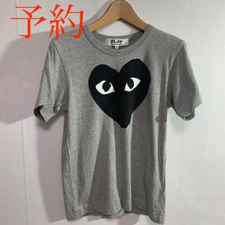 COMME des GARCONS - comme des garcons Tシャツ グレー S-M 品番742