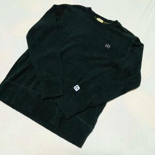 ロンハーマン(Ron Herman)のTES エンドレスサマー ロゴワッペン付パイルロンT M ダークグリーン(Tシャツ/カットソー(七分/長袖))