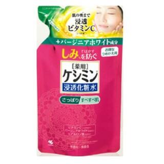 小林製薬 - 小林製薬 ケシミン ケシミン浸透化粧水 さっぱりすべすべ つめかえ用 140ml