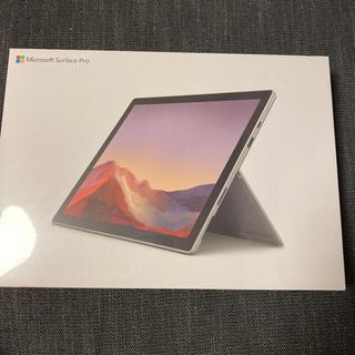 Microsoft - 【新品・未開封】Surface Pro 7 VDH-00012