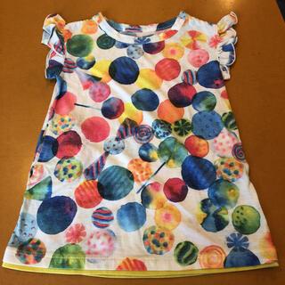 Design Tshirts Store graniph - 【グラニフ】 ワンピース 女の子