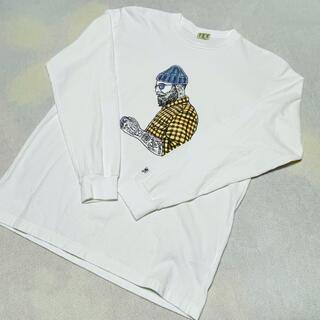 ロンハーマン(Ron Herman)のTES エンドレスサマー MALIBUプリントロンT L(Tシャツ/カットソー(七分/長袖))