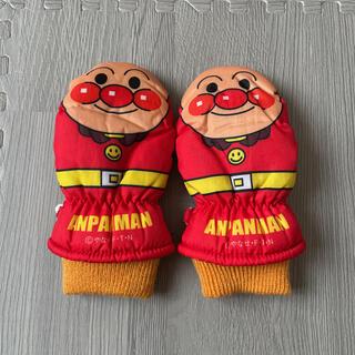 アンパンマン(アンパンマン)のアンパンマン スノー手袋 ミトン ベビー キッズ(手袋)