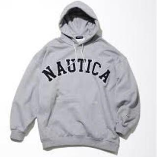 NAUTICA - nautica freak's store パーカー XL グレー