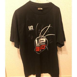 アメリカンアパレル(American Apparel)のU2 ユーツー 2009年 360° 全米ツアー Tシャツ Lサイズ(Tシャツ/カットソー(半袖/袖なし))
