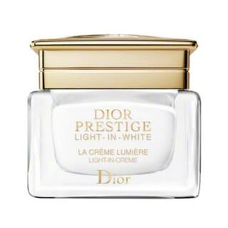 ディオール(Dior)の新品未使用 ディオールプレステージ ホワイト ラ クレーム ルミエール 50ml(フェイスクリーム)