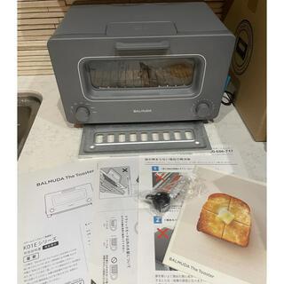 BALMUDA - BALMUDA The Toasterバルミューダスチームトースター限定色グレー