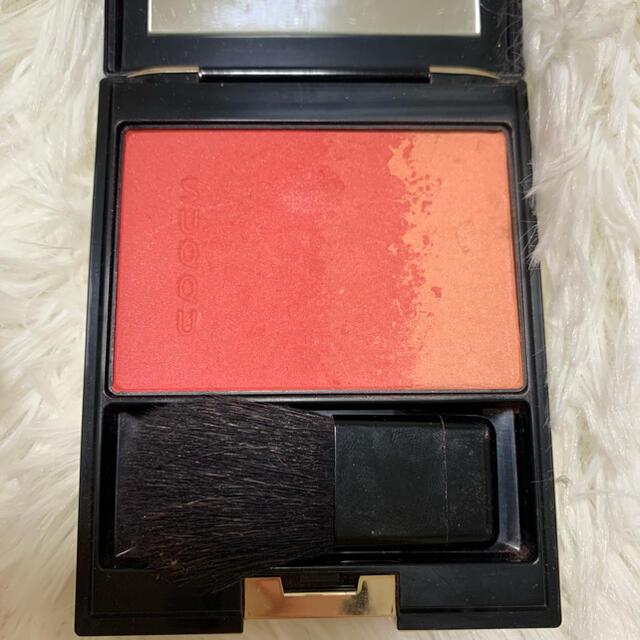 SUQQU(スック)のSUQQU スック ピュアカラーブラッシュ 華 コスメ/美容のベースメイク/化粧品(チーク)の商品写真