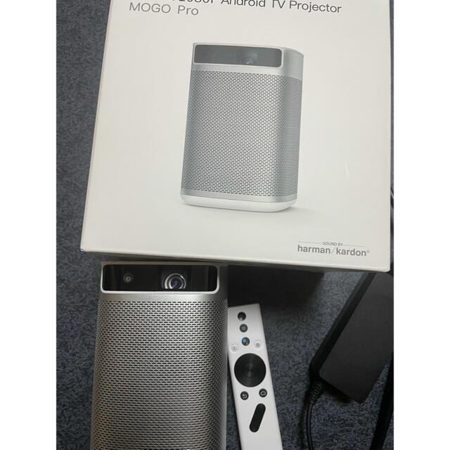 XGIMI Mogo Pro プロジェクター 小型フル HD 1080P対応 スマホ/家電/カメラのテレビ/映像機器(プロジェクター)の商品写真