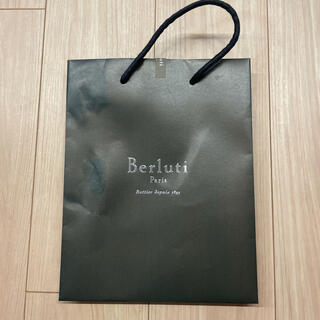 ベルルッティ(Berluti)のベルルッティ ショップ袋 ショッパー BERLUTI紙袋(ショップ袋)