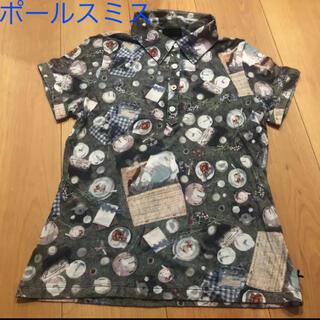 ポールスミス(Paul Smith)のポールスミス トップス Tシャツ ブラウス ポロシャツ(シャツ/ブラウス(半袖/袖なし))