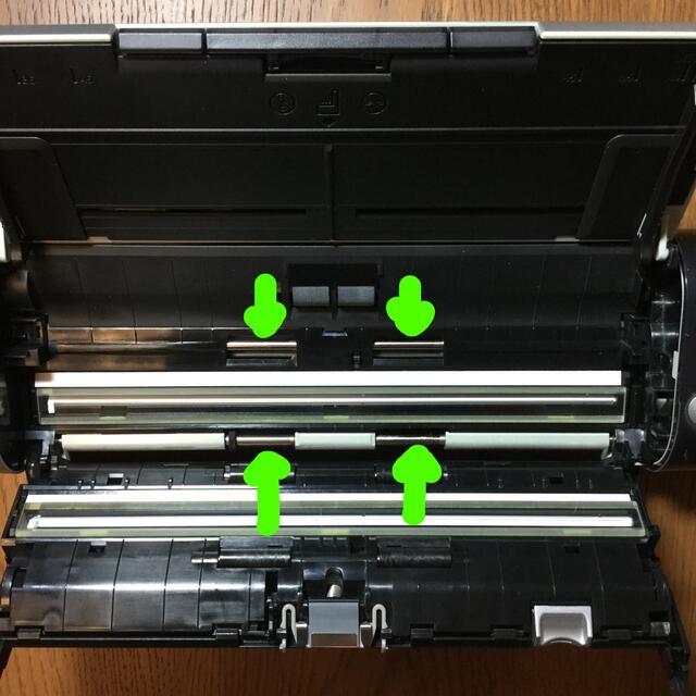 富士通(フジツウ)のスキャンスナップ ScanSnap S300 スマホ/家電/カメラのPC/タブレット(PC周辺機器)の商品写真