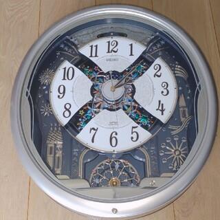 SEIKO - SEIKO 電波時計 からくり時計 掛け時計