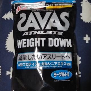 ザバス(SAVAS)のザバス減量したいアスリートへ336g16食分(プロテイン)