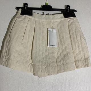 スリーワンフィリップリム(3.1 Phillip Lim)の新品未使用 3.1phillip lim フィリップ リム ショート パンツ(ショートパンツ)