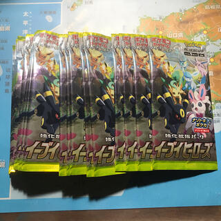ポケモンカード イーブイヒーローズ 20パック(Box/デッキ/パック)