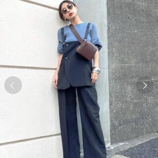 アメリヴィンテージ(Ameri VINTAGE)のameri marlene set up pants(その他)