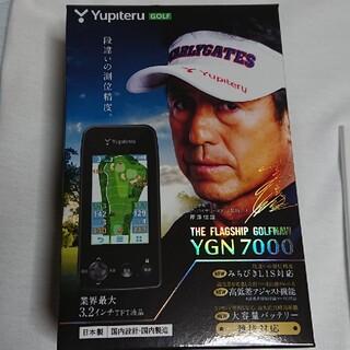 ユピテル(Yupiteru)のGPS ゴルフナビ ユピテル YGN7000(その他)