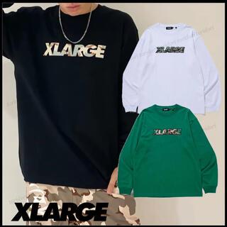 XLARGE - エクストララージ ロンT