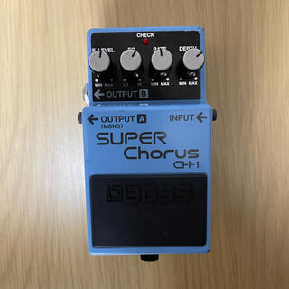 BOSS - BOSS CH-1 SUPER Chorus スーパー コーラス