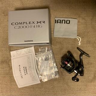 SHIMANO - シマノ 21コンプレックスXR C2000F4 HG