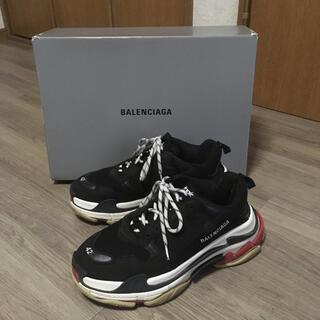 Balenciaga - BALENCIAGA triples 28cm 42