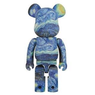 MEDICOM TOY - Gogh The Starry Night BE@RBRICK 1000% 新品