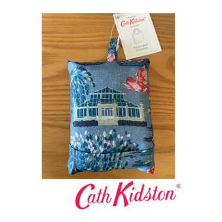 キャスキッドソン(Cath Kidston)のキャスキッドソン 折りたたみエコバッグ 新品(エコバッグ)