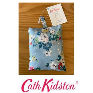 キャスキッドソン(Cath Kidston)のキャスキッドソン エコバッグ フレストンローズ 新品 折りたたみ(エコバッグ)
