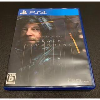 PlayStation4 - 【PS4】DEATH STRANDING