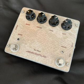 NKrocksound HOT BLUES オーバードライブ ブースター(エフェクター)