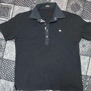 BURBERRY BLACK LABEL - BURBERRY BLACKlabel ポロシャツ