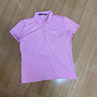 ラルフローレン(Ralph Lauren)のラルフローレン  ゴルフウェア RLX Mサイズ レディース 半袖ポロシャツ(ウエア)