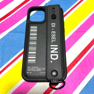 ディーゼル(DIESEL)の🔵【iPhone 12/12pro】DIESEL バックルケース(iPhoneケース)