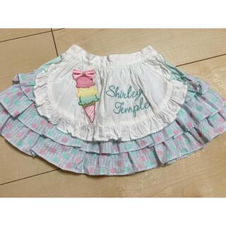 Shirley Temple - シャーリーテンプル アイススカート 90
