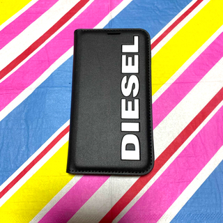 ディーゼル(DIESEL)の🔴【iPhone 12mini】DIESEL 手帳ケース(iPhoneケース)
