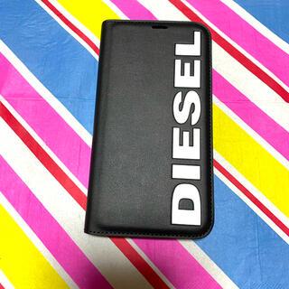 ディーゼル(DIESEL)の🟣【iPhone 12ProMax】DIESEL 手帳ケース(iPhoneケース)